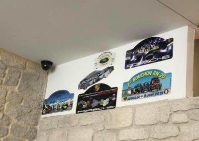 Plaques de Rallye