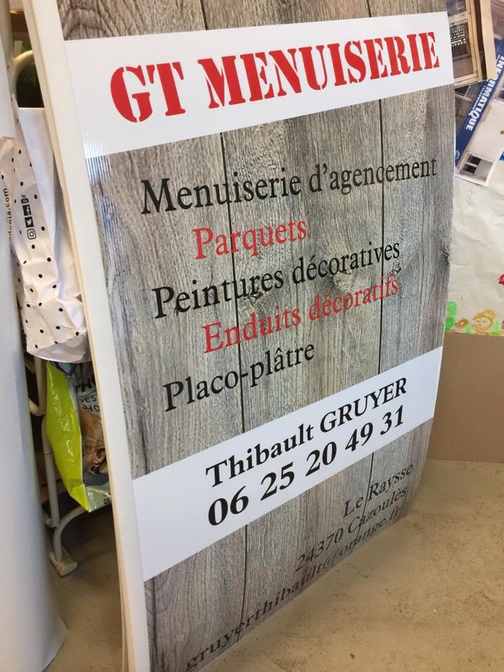 Panneau GT Menuiserie