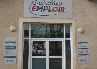 Enseigne Initiatives Emplois