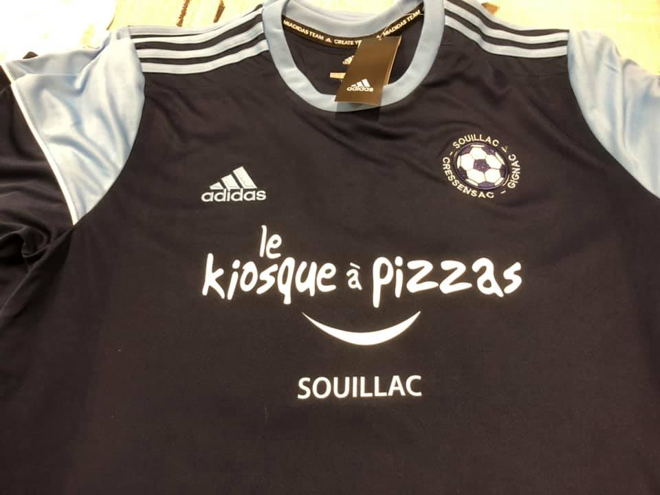 Marquage Maillot Sponsors