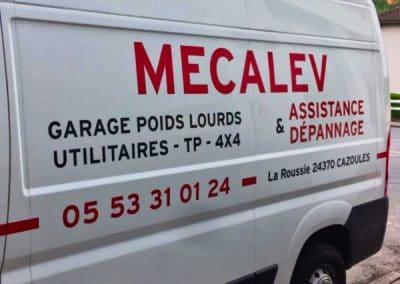 Mecalev