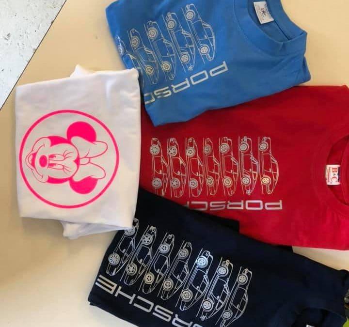 Tee Shirt Club Porsche