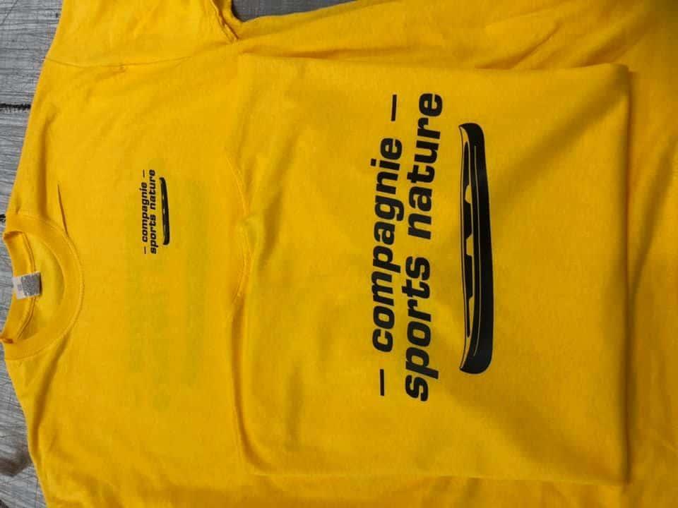 Tee-Shirt Sport Nature